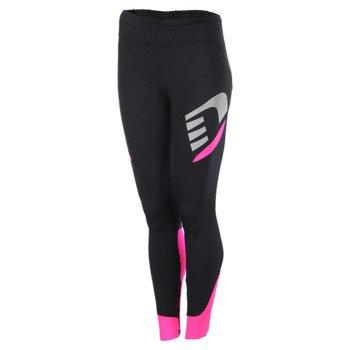 spodnie do biegania damskie NEWLINE VISIO WARM TIGHTS / 13117-066