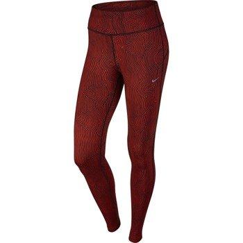 spodnie do biegania damskie NIKE ZEN EPIC RUN TIGHT / 719815-696