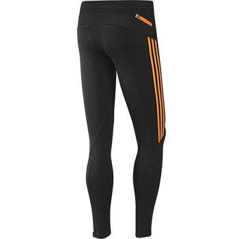 spodnie do biegania męskie ADIDAS  RESPONSE LONG TIGHTS / D85732