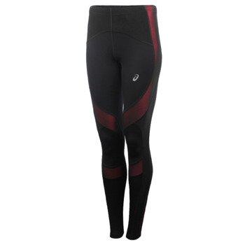 spodnie kompresyjne do biegania damskie ASICS LEG BALANCE TIGHT / 114523-0211
