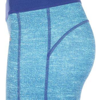 spodnie sportowe damskie 3/4 ADIDAS GO TO GEAR TECHFIT HEATHER CAPRI / AA7207