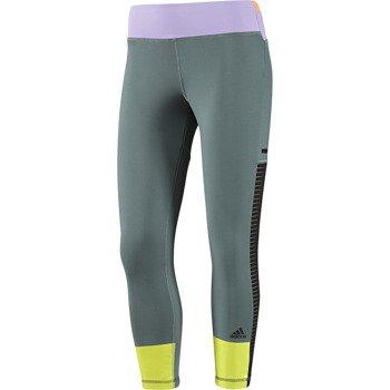 spodnie sportowe damskie 3/4 ADIDAS STUDIO POWER TIGHT / D89609