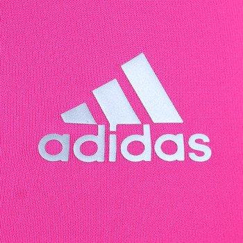 spodnie sportowe damskie 3/4 ADIDAS TECHFIT CAPRI FLORAL / AJ0534