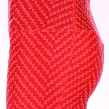 spodnie sportowe damskie 3/4 NIKE LEGEND 2.0 ZIG ZAG CAPRI