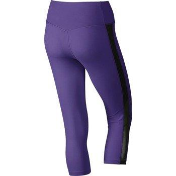 spodnie sportowe damskie 3/4 NIKE LEGENDARY TWIST CAPRI / 642514-547