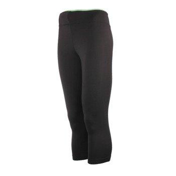 spodnie sportowe damskie 3/4 REEBOK WORKOUT READY CAPRI / AJ3298