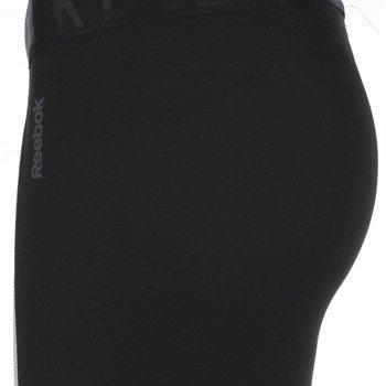 spodnie sportowe damskie 3/4 REEBOK WORKOUT READY CAPRI / B86321