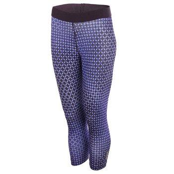 spodnie sportowe damskie 3/4 REEBOK WORKOUT READY CAPRI / Z93545