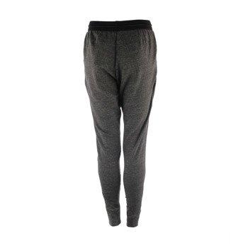spodnie sportowe damskie ADIDAS COTTON FLEECE TAPERED PANTS / AX7578