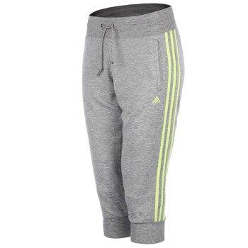 spodnie sportowe damskie ADIDAS ESSENTIALS 3/4 3S PANT / AB5966