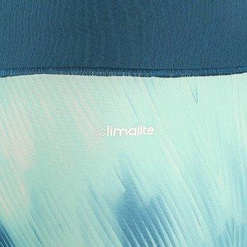 spodnie sportowe damskie ADIDAS HIGH-RISE LONG TIGHT ALLOVER PRINTED / AY6179