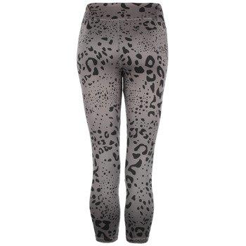 spodnie sportowe damskie ADIDAS ULTIMATE FIT PANT 3/4 TIGHT ALL OVER PRINTED / M68790