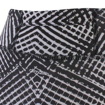 spodnie sportowe damskie ADIDAS ULTIMATE FIT PANT TIGHT ALL OVER PRINTED / M68794