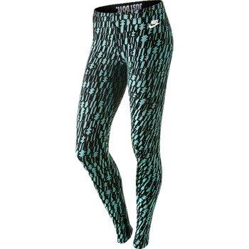 spodnie sportowe damskie NIKE LEG-A-SEE-AOP / 586399-347