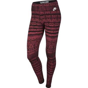spodnie sportowe damskie NIKE LEG-A-SEE-AOP / 586399-610