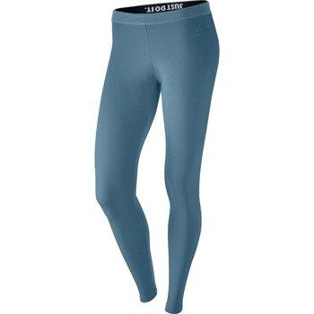 spodnie sportowe damskie NIKE LEG-A-SEE-JUST DO IT METAL / 678858-482