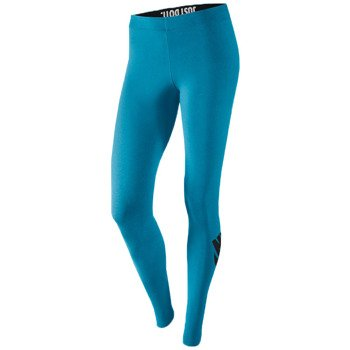 spodnie sportowe damskie NIKE LEG-A-SEE-LOGO / 615049-413