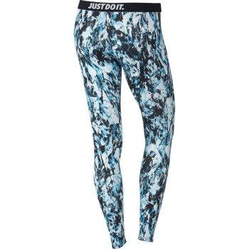 spodnie sportowe damskie NIKE LEG A SEE MISHMASH / 643047-413