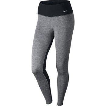 spodnie sportowe damskie NIKE LEGENDARY DRI-FIT WOOL TIGHT / 685836-091