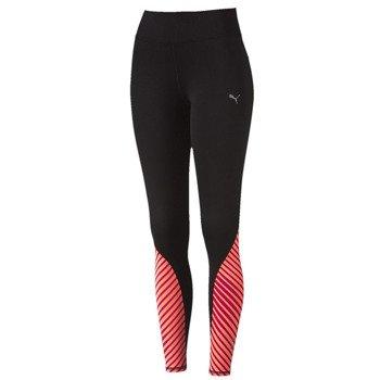 spodnie sportowe damskie PUMA GRAPHIC TIGHT / 513760-03