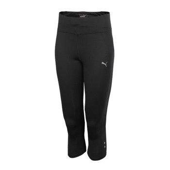 spodnie sportowe damskie PUMA SPEED 3/4 TIGHT / 513756-01
