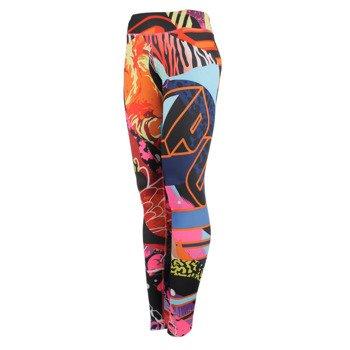 spodnie sportowe damskie REEBOK GRAFFITI TIGHT / S93806
