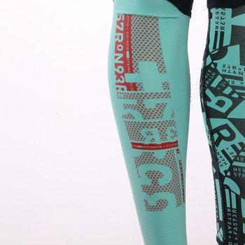 spodnie sportowe damskie REEBOK ONE SERIES COMP TIGHT / A10027