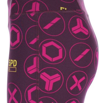 spodnie sportowe damskie REEBOK ONE SERIES NYLUX TIGHT / AI6764