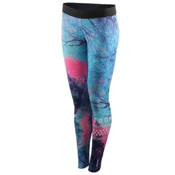 spodnie sportowe damskie REEBOK ONE SERIES TREE TIGHT / S93717