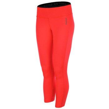 spodnie sportowe damskie REEBOK SPORT ESSENTIALS PANT PROGRAM 3/4 CAPRI / AA9940
