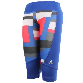 spodnie sportowe dziewczęce ADIDAS 3/4 TIGHT / AY5660