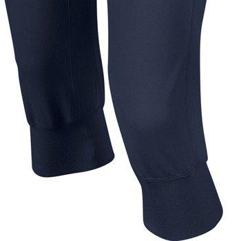 spodnie sportowe dziewczęce NIKE N40 CUFF CAPRI / 588991-410