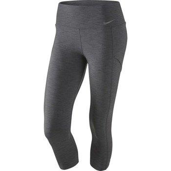 spodnie tenisowe damskie NIKE BASELINE CAPRI / 728787-021