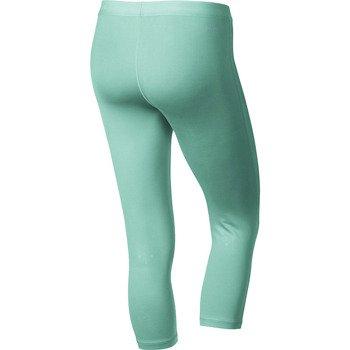 spodnie tenisowe damskie NIKE CAPRI TIGHT / 546253-385