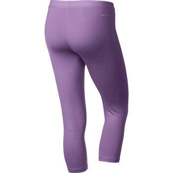 spodnie tenisowe damskie NIKE CAPRI TIGHT / 546253-510