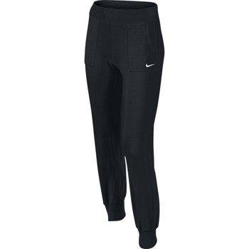 spodnie tenisowe dziewczęce NIKE N40 CUFF PANT / 588990-010