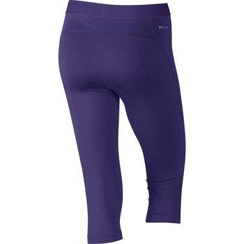 spodnie termoaktywne damskie 3/4 NIKE PRO CAPRI / 589366-548
