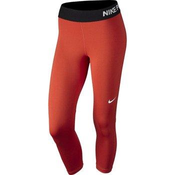 spodnie termoaktywne damskie 3/4 NIKE PRO COOL CAPRI / 725468-696