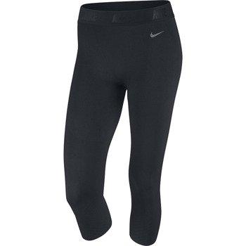 spodnie termoaktywne damskie 3/4 NIKE PRO ELITE HYPERCOOL CAPRI / 620410-010