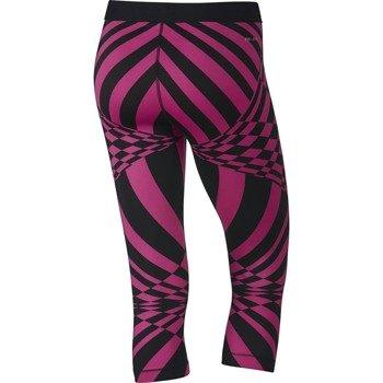 spodnie termoaktywne damskie 3/4 NIKE PRO ENG WARP CHECK CAPRI / 683559-616