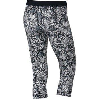 spodnie termoaktywne damskie 3/4 NIKE PRO HEIGHTS VIXEN CAPRI / 694381-100