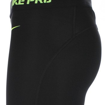 spodnie termoaktywne damskie 3/4 NIKE PRO HYPERCOOL CAPRI / 589376-011