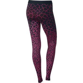spodnie termoaktywne damskie NIKE PRO ENG GIRAFFE TIGHT / 683555-616