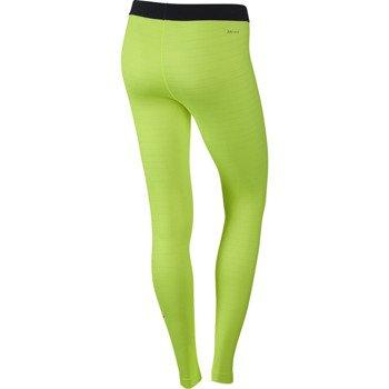 spodnie termoaktywne damskie NIKE PRO HYPERWARM STRIPE TIGHT / 642632-354