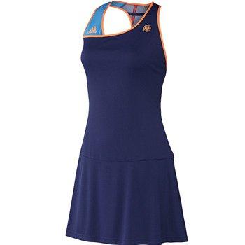 sukienka tenisowa ADIDAS RG DRESS Ana Ivanovic Roland Garros 2014