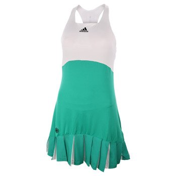 sukienka tenisowa ADIDAS ROLAND GARROS DRESS / S99173