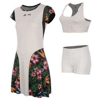 sukienka tenisowa ADIDAS ROLAND GARROS Y-3 ON-COURT DRESS / S86976