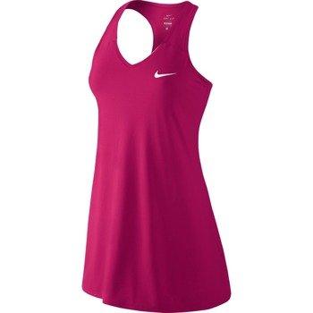 sukienka tenisowa NIKE PURE DRESS / 728736-639