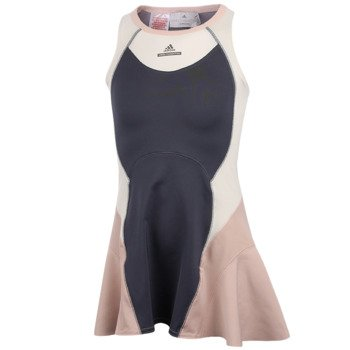 sukienka tenisowa dziewczęca Stella McCartney ADIDAS BARRICADE DRESS / AA4599