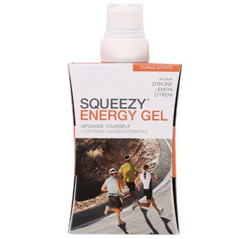 suplement SQUEEZY ENERGY GEL cytryna / 125ml